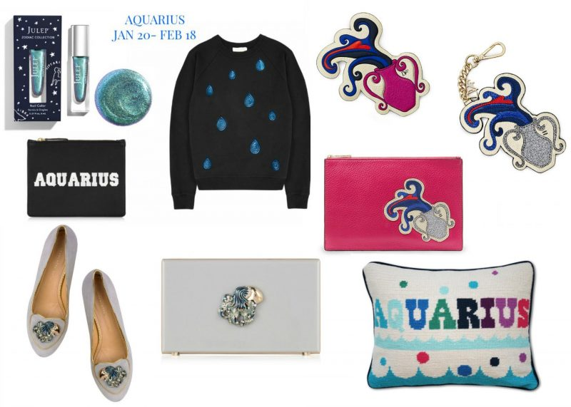 What's your star sign? The perfect zodiac gifts with a fashion twist, Horoscope fashion and beauty buys, Aquarius