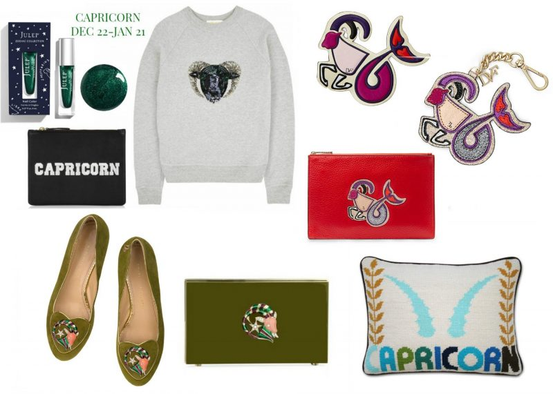 What's your star sign? The perfect zodiac gifts with a fashion twist, Horoscope fashion and beauty buys, Capricorn