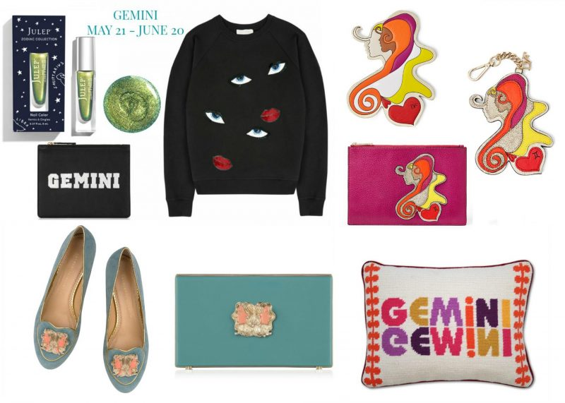 What's your star sign? The perfect zodiac gifts with a fashion twist, Horoscope fashion and beauty buys, Gemini