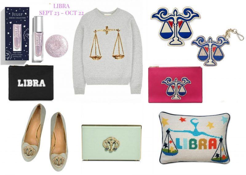 What's your star sign? The perfect zodiac gifts with a fashion twist, Horoscope fashion and beauty buys, Libra