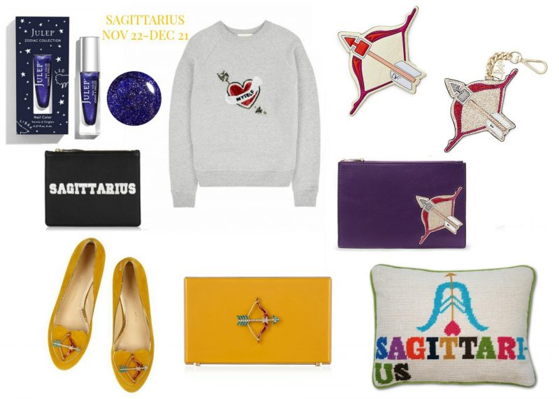 What's your star sign? The perfect zodiac gifts with a fashion twist, Horoscope fashion and beauty buys, Sagittarius