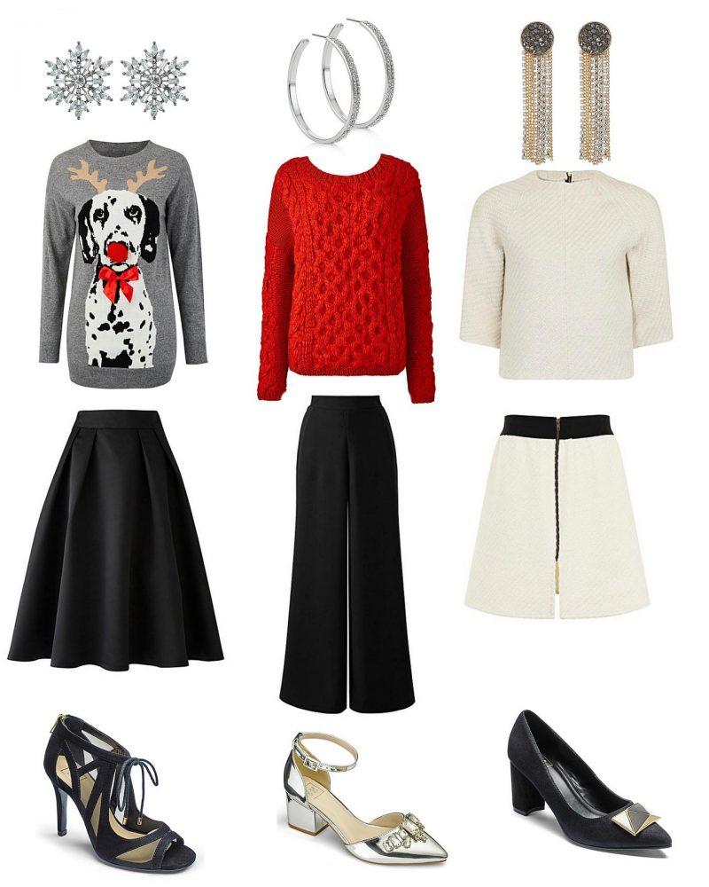 Simply Be Christmas Looks, mamasVIB, plus size fashion, fashion for curves