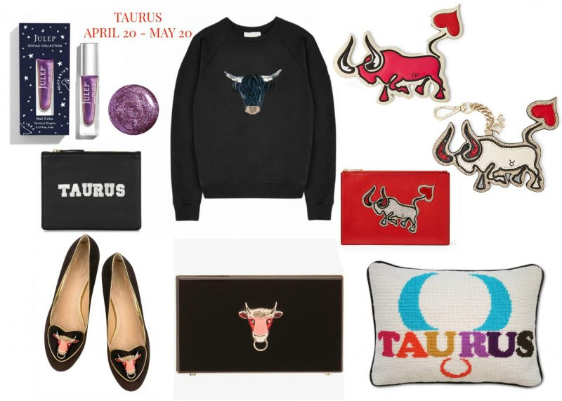 TWhat's your star sign? The perfect zodiac gifts with a fashion twist, Horoscope fashion and beauty buys, Taurus