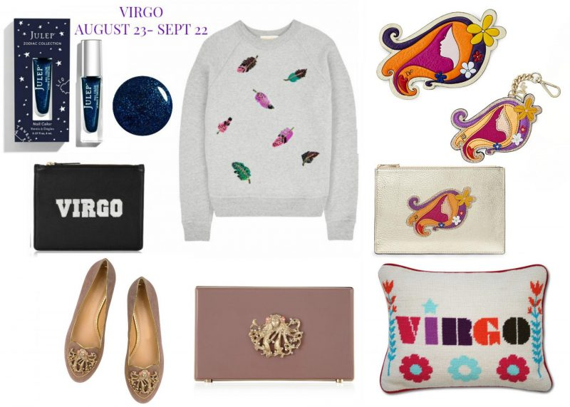 What's your star sign? The perfect zodiac gifts with a fashion twist, Horoscope fashion and beauty buys, Virgo