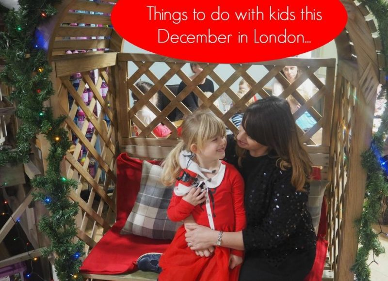 V. I. BUSY BEES: 5 Great things to do with kids this Christmas in London, things to do in London with Kids, London kids, events in London, Kids days out, mamasVIB