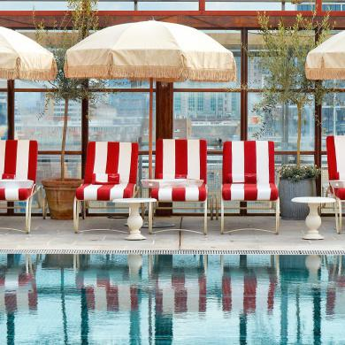 Shoreditch House in London, Soho Home, Soho House, Liberty London