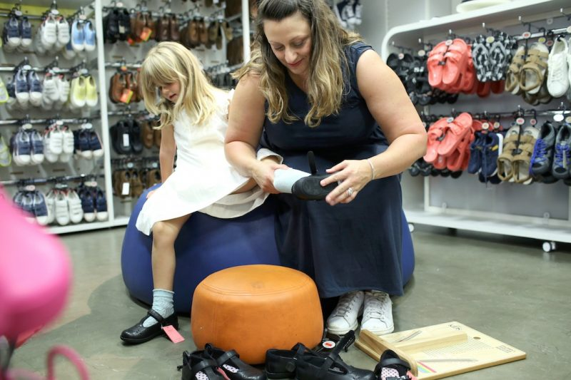 marks and Spencer, mamasvib, back to school, school shoes, starting school, m&s, expert shoe fitting, new in store shoe fitting service, marks, school time, September, review, staring school in September, new school shoes, mamasvib blog, bonita turner, stylist, shoes, school shoes for girls