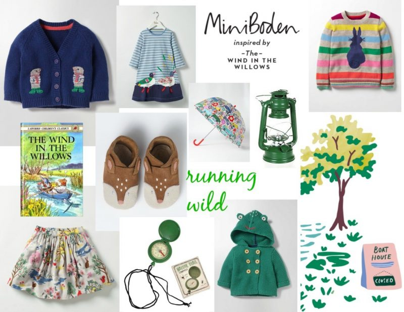 Mini Boden, Wind in the Willows, boden, kids fashions, babies fashion, style, new collection, new launch, collaboration, aw17, autumn clothes, fashion for kids, mamasvib, mini boden new collection