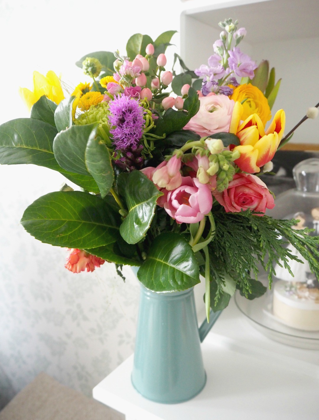 Marks & Spencer Mothers days flowers and Gifts with ...
