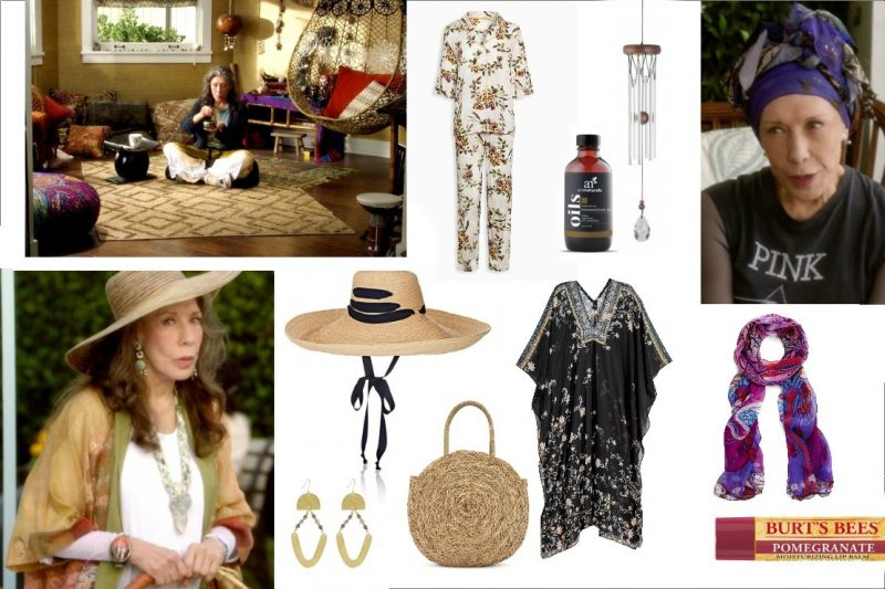 Grace & Frankie Fashion and interior style, mamasvib, fashion, interiors, Netflix, Jane Fonda, TV show style