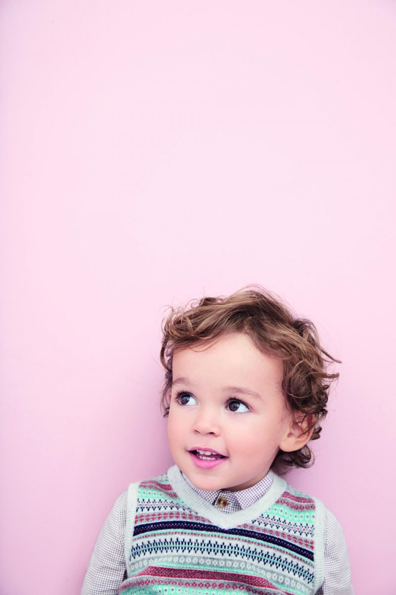 New kids fashion collaborations Marie Chantal for Marks and Spencer