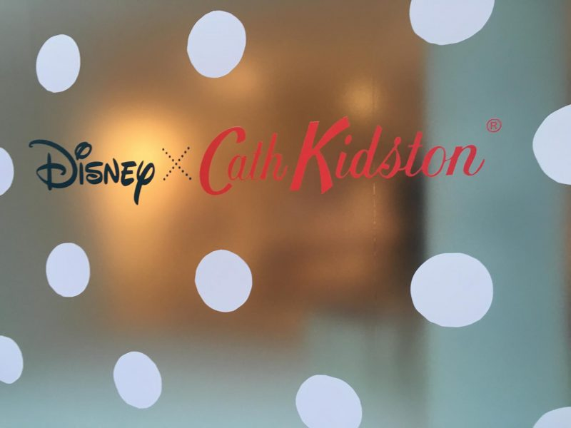 New kids fashion collaborations Disney Winnie the Pooh for Cath Kidston