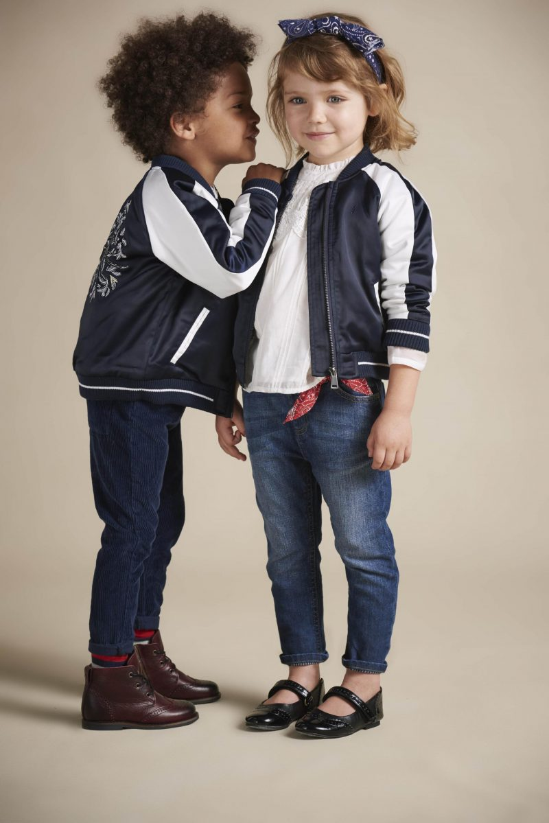 New kids fashion collaborations Julia Restoin Roitfeld for River Island Mini