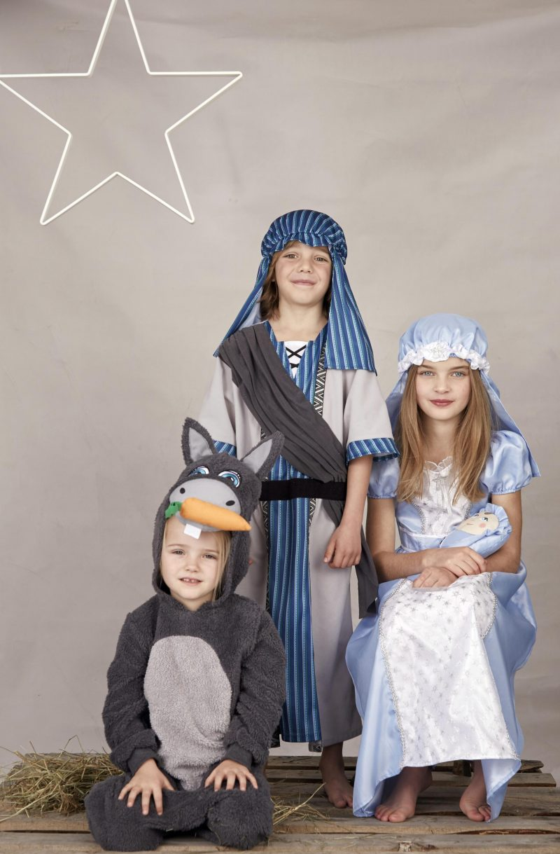 George at Asda Nativity collection, win a costume, competition, mamasvib, #mamasmondays, kids fancy dress