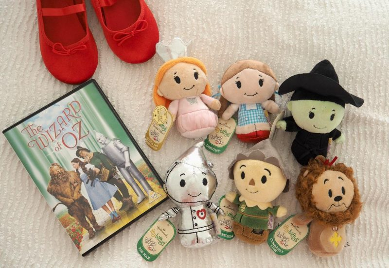 Hallmark Itty Bittys, The Wizard of Oz, mamasvib, mamamondays