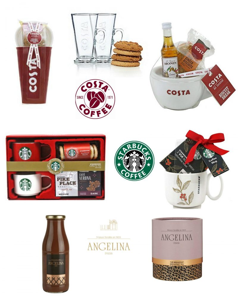 Bring the spirit of your favourite restaurant home for Christmas, La Tasca, Boots, Spain, Spanish food, Nanaod's, Debenhams, Ed's easy diner, foodie gifts, Starbucks, Costa Coffee, Angleina, Paris, Coffee shops, takeaway coffee, hot chocolate