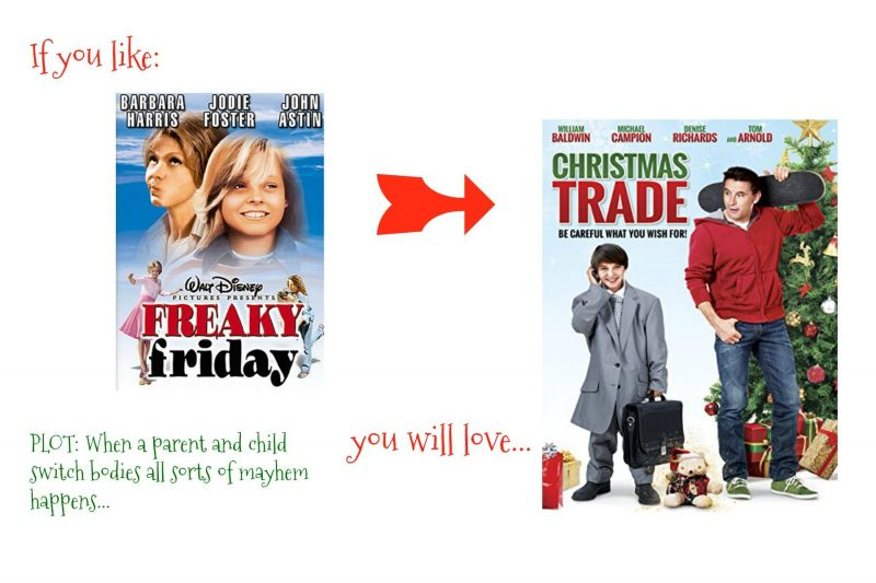 Movie Deja-Vu? 15 Movies given a Christmas24 festive holiday makeover, Christmas 24, movies 24, classic movies . movie re makes, Christmas films, christmas movies, Christmas TV, classic films,