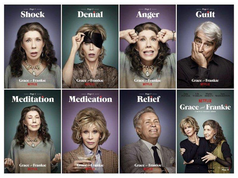 Grace & Frankie Fashion and interior style, mamasvib, fashion, interiors, Netflix, Jane Fonda, TV show style