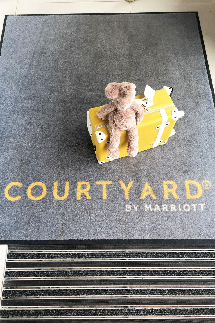 Courtyard by Marriott Hotel by the KidsAdvisor Inspector